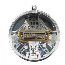 HOHNER LITTLE LADY SPACE TRAVELLER - MONDHARMONICA IN PLASTIC BAL