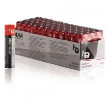 HQLR03/48BOX - BATTERIJ AAA ALKALINE 48 STUKS