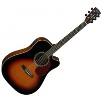 CORT MR710F SB SUNBURST - GITAAR WESTERN + EQ/CA SOLID TOP