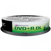 SONY 10DPR85SP 10-PACK - DVD+R DL 8.5GB 240MIN SPINDLE