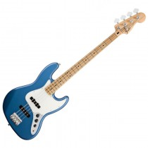 FENDER JAZZ BASS STANDARD 014-6202-502 - BASGITAAR MN LAKE PLACID BLUE