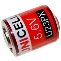 UNICELL PX23 ALKALINE - BATTERIJ 5.6V 18X15.3MM SENNHEISER