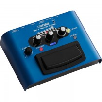 BOSS VE-1 VOCAL PROCESSOR - ZANG EFFECT PEDAAL ECHO