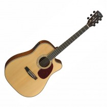 CORT MR710F NS2 OVANKOL TOETS - GITAAR WESTERN + EQ/CA SOLID TOP