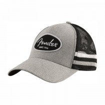 FENDER TRUCKER CAP 9106001906 - PET CORE TRUCKER WITH SIDE STRIPES