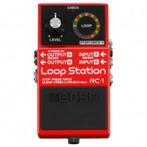 BOSS RC-1 - GITAAREFFECT LOOP STATION