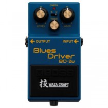 BOSS BD-2W - GITAAREFFECT BLUES DRIVER WAZA CRAFT