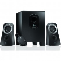 LOGITECH Z313 SPEAKER SYSTEM 2.1 - LUIDSPREKER SET PC / MP3 25W RMS