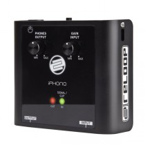 RELOOP IPHONO 2 PHONO / LINE - AUDIO USB INTERFACE 16 BIT A/D