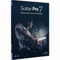 CD-ROM MUZIEK SOFTWARE - AROBAS GUITAR PRO 7 TAB EDITING
