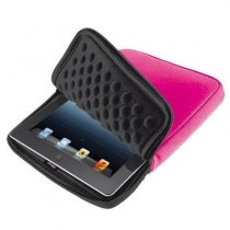 "TRUST 18776 TABLET SLEEVE PINK ANTI-SHOCK - BESCHERMHOES 10"" 189 X 245 MM"