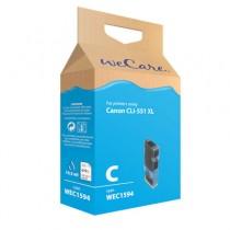 WECARE 1594 CYAN - INKTCARTRIDGE CANON CLI-551XL BLAUW