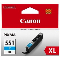 CANON CLI-551 XL CYAN - INKTCARTRIDGE BLAUW 11ML