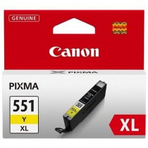 CANON CLI-551 XL YELLOW - INKTCARTRIDGE GEEL 11ML