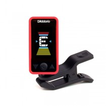 PLANET WAVES ECLIPSE TUNER CT-17 RED - STEMAPPARAAT KLEM MODEL ROOD