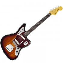 SQUIER JAGUAR VINTAGE MODIFIED 3TS ROSEWOOD - GITAAR ELEKTRISCH 3 COLOR SUNBURST