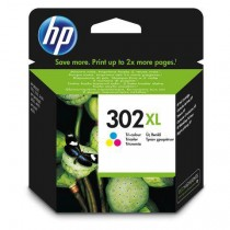HP 302XL TRI-COLOR - INKTCARTRIDGE KLEUR