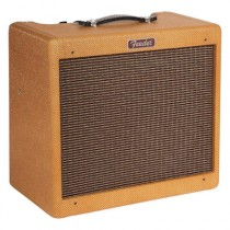 FENDER BLUES JUNIOR LACQUERED TWEED JENSEN SPEAKER LTD C12N