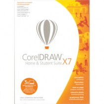 POSA SOFTWARE - CORELDRAW X7 NL 3PC HOME & STUDENT SUITE