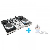 HERCULES DJ CONTROL INSTINCT S PARTY PACK