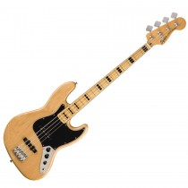 SQUIER JAZZ BASS '70S CLASSIC VIBE MN NAT - BASGITAAR NATURAL MAPLE FINGERBOARD