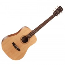 CORT EARTH 50 OP EASY PLAY - GITAAR WESTERN FOLK SOLID TOP