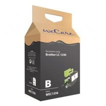 WECARE 1556 - INKTCARTRIDGE BROTHER LC1240 ZWART