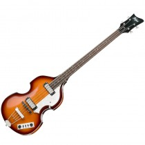 HOFNER IGNITION BEATLES VIOLIN BASS VSB - BASGITAAR VIOOL MODEL SUNBURST
