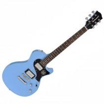 RICHWOOD REG-430-IBU IRVINE BLUE - GITAAR ELEKTRISCH LP MODEL P90