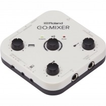 ROLAND GO:MIXER AUDIO INTERFACE - MENGPANEEL 8 KANALEN SMARTPHONE & TABLET