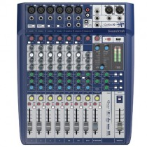 SOUNDCRAFT SIGNATURE 10 - MENGPANEEL 6 MIC 4 LINE 3 AUX