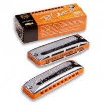 SEYDEL BLUES SESSION STEEL A - MONDHARMONICA A STANDARD RICHTER
