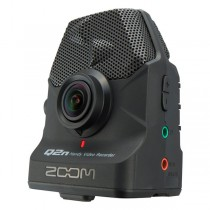 ZOOM Q2N - DIGITALE AUDIO VIDEO CAM RECORDER