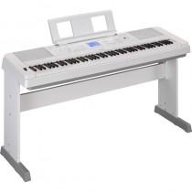 YAMAHA DGX-660WH WHITE - PIANO KEYBOARD DIGITAAL + STANDAARD