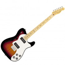 FENDER TELECASTER MODERN PLAYER THINLINE DELUXE P90 - GITAAR ELEKTRISCH 3-COLOR SUNBURST