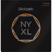 D'ADDARIO NYXL1046 - SNAREN 010-046 NICKELWOUND