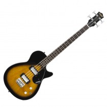 GRETSCH G2224 ELECTROMATIC JUNIOR JET BASS II TSB - BASGITAAR TOBACCO SUNBURST
