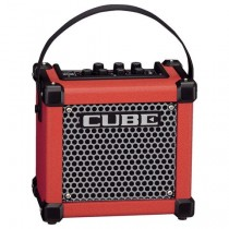 ROLAND M-CUBE GXR RED - GITAARVERSTERKER MICRO CUBE ROOD