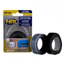 HPX ZF2001 ZIP FIX - KLITTENBAND 20MM X 1MTR ZWART