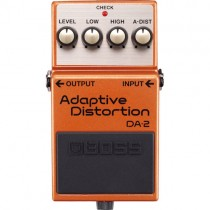 BOSS DA-2 - GITAAREFFECT ADAPTIVE DISTORTION