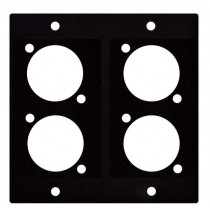 DAP D7717 - D-SIZE (4PCS) PANEL 2 SEGMENTS