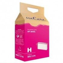 WECARE 1378 - INKTCARTRIDGE HP364XL MAGENTO