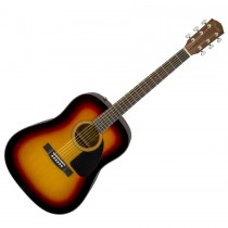 FENDER CD-60 V3 SB WN - GITAAR WESTERN DREADNOUGHT SUNBURST