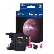 BROTHER LC1220M MAGENTA - INKTCARTRIDGE ROOD