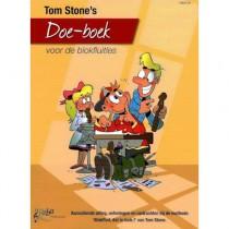 STONE, TOM - DOE-BOEK VOOR DE BLOKFLUITLES