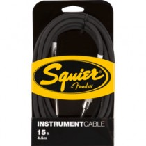 SQUIER INSTRUMENT CABLE 099-1915-000 - KABEL JACK 6.3 - 4.5 METER / 15 FT