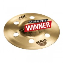"SABIAN AAX 20805XAB - BEKKEN 8"" AIR SPLASH"