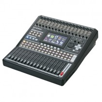PHONIC IS16 COLOR TOUCH SCREEN, WIFI, ETHERNET, VGA - DIGITALE MIXER USB FIREWIRE 16-KAN.