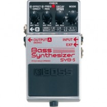 BOSS SYB-5 - GITAAREFFECT BASS SYNTHESIZER