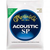 MARTIN MSP3000 SP - SNAREN 010-047 BRONZE WOUND